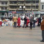 20160318_ΟΛΟΙ ΜΑΖΙ ΜΠΟΡΟΥΜΕ πλατεία Αγ Παρασκευή2
